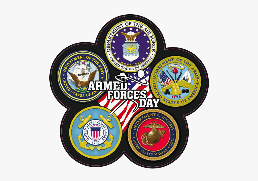 Armed Forces Day Transparent Png - National Armed Forces Day 2017, Transparent Clipart