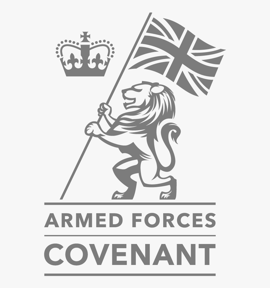 Armed Forces Covenant Logo, Transparent Clipart