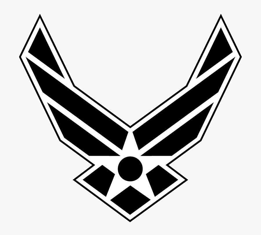 Hill Air Force Base Logo Clipart , Png Download - Air Force Logo Gif, Transparent Clipart