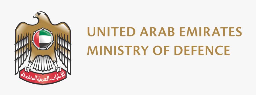 Logo - Uae Ministry Of Defence Logo, Transparent Clipart