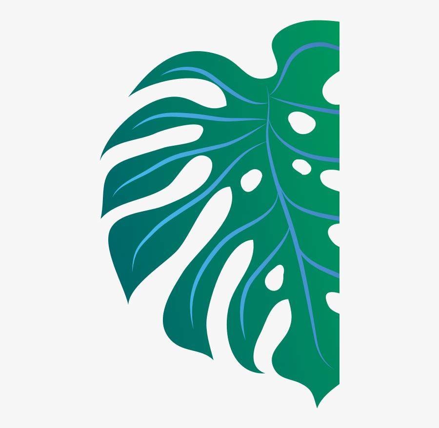 Header Leaf Image - Illustration, Transparent Clipart