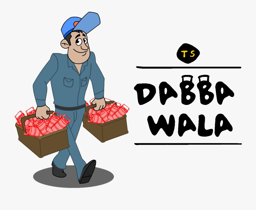 Tiffin Service In Ts Tiffin Delivery Cartoon Free Transparent Clipart Clipartkey