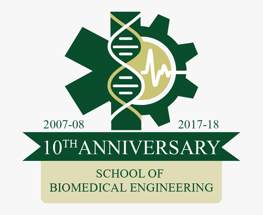 Biomedical Engineering Logo, Transparent Clipart