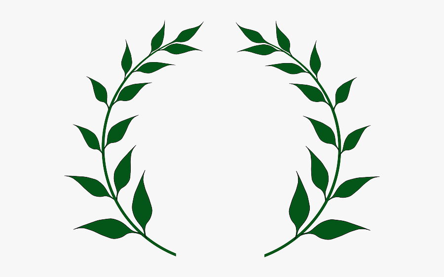 Clip Art Olive Branches, Transparent Clipart