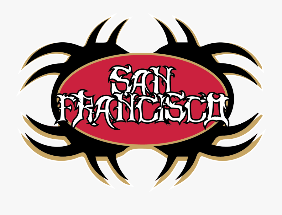 49ers Logo Png Illustration Free Transparent Clipart Clipartkey