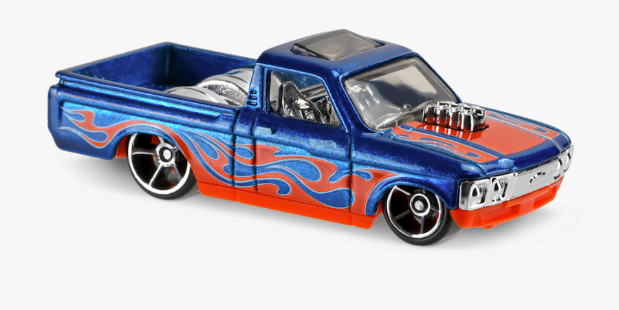 Hot Wheels Custom 72 Chevy Luv, Transparent Clipart