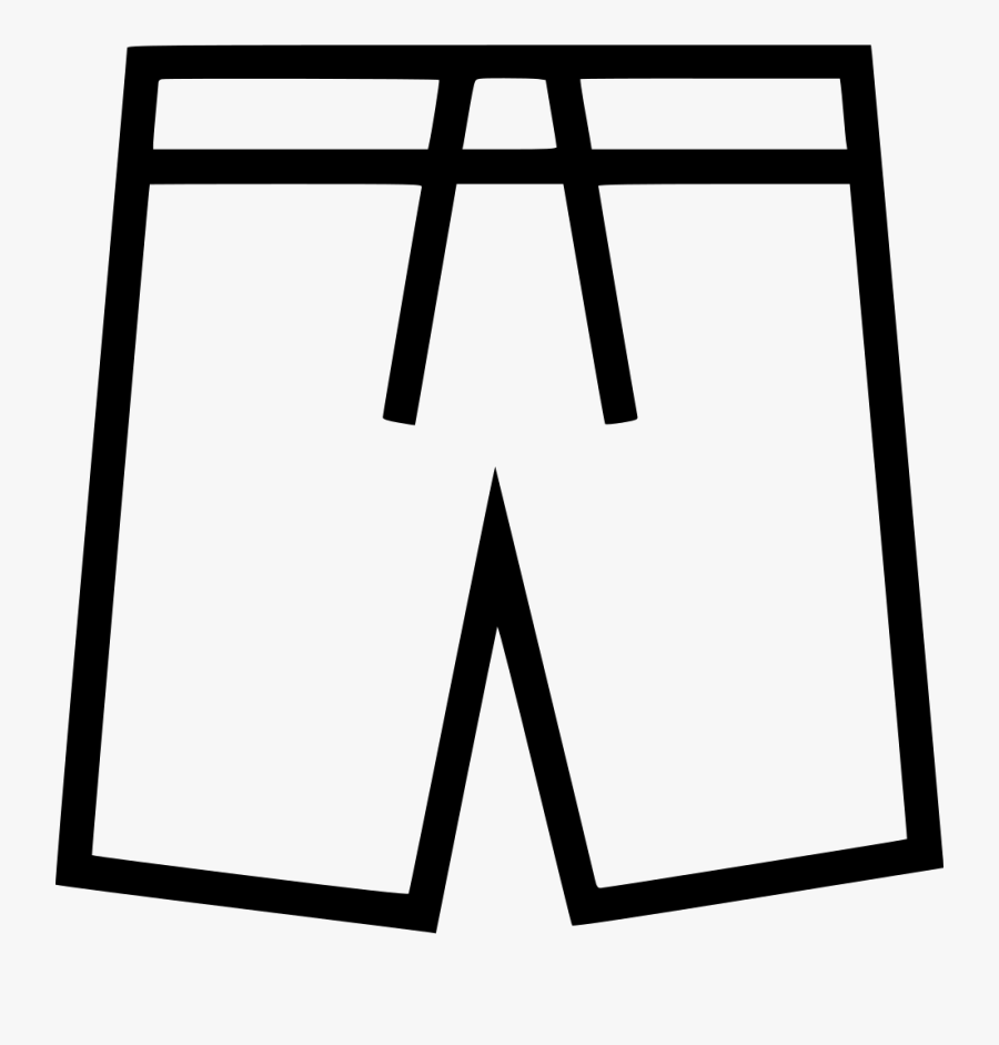 Swim Trunks - Swim Trunks Svg, Transparent Clipart