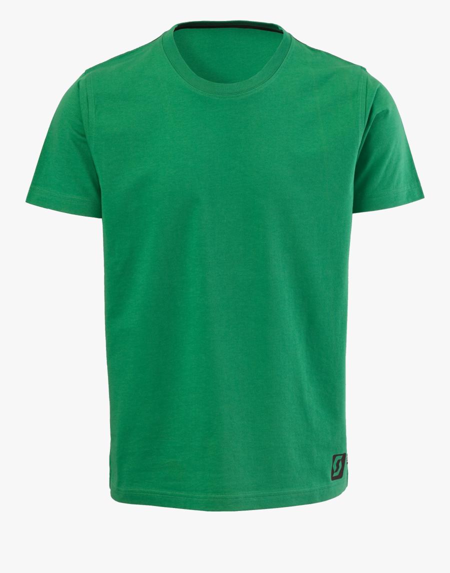 Blank Green T Shirt Template, Transparent Clipart
