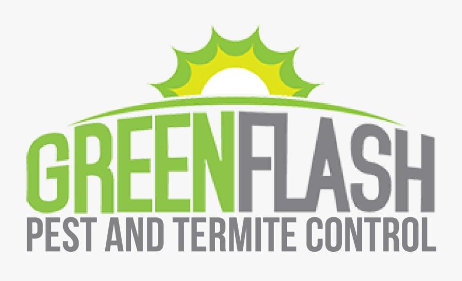 Green Flash Pest & Termite Control - Green Flash Pest Control, Transparent Clipart