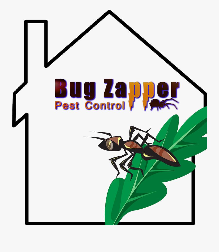Transparent Pest Control Clipart - House To Colour Template, Transparent Clipart