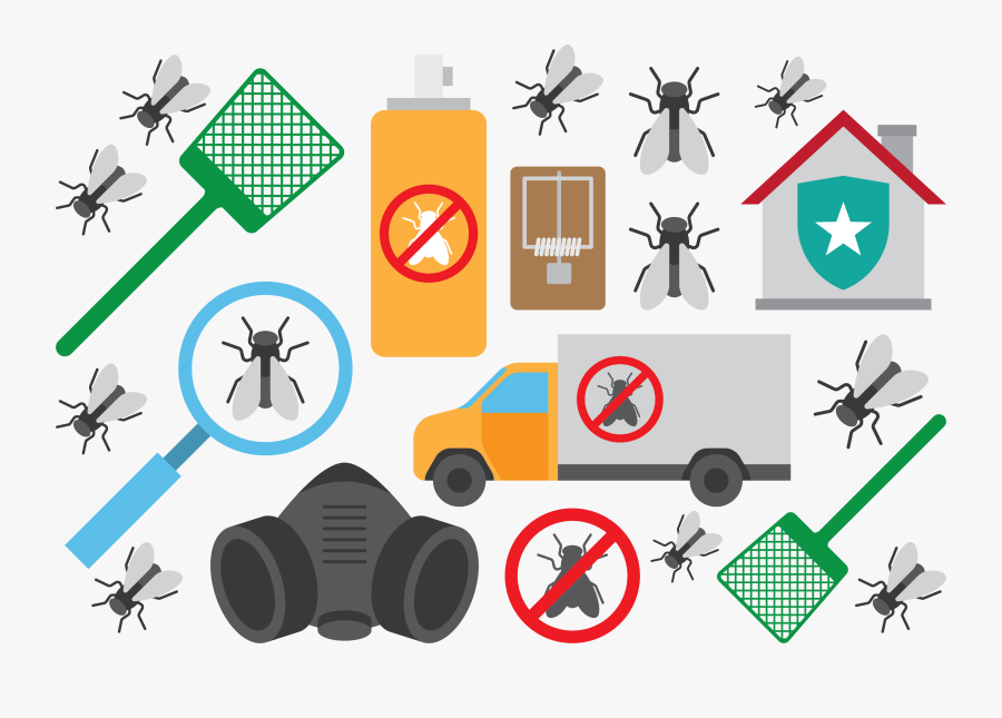 Pest Control Clip Art Insect Spray Icon - Mosquito Repellents Png Icon, Transparent Clipart