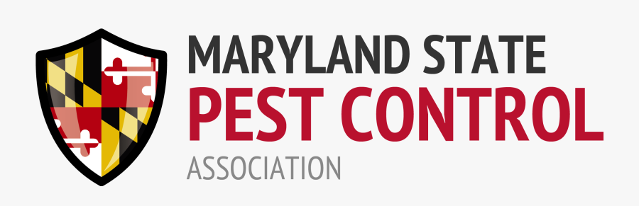 Maryland State Pest Control Association - Oval, Transparent Clipart