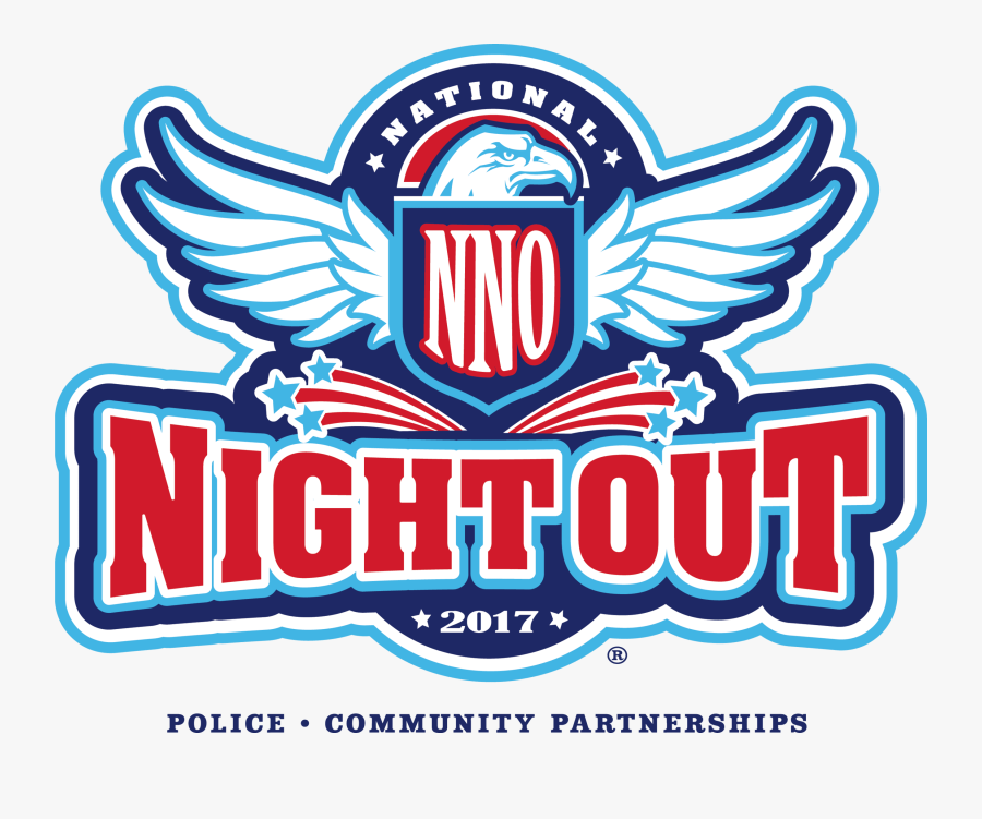 2017 National Night Out, Transparent Clipart