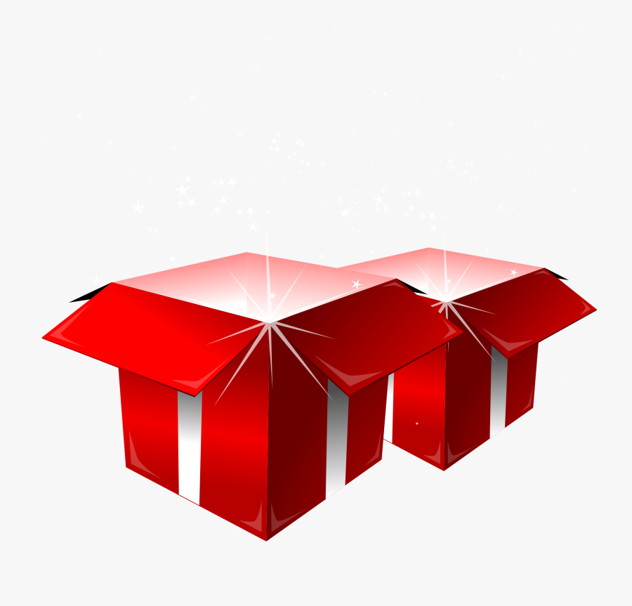 Box Beautiful Vector Gift Png And Image - Illustration, Transparent Clipart