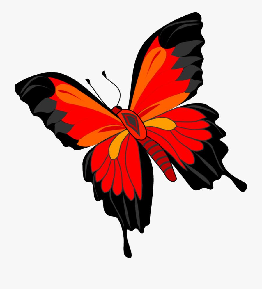 Butterfly Png Image - Ronyasoft Poster Printer Logo, Transparent Clipart