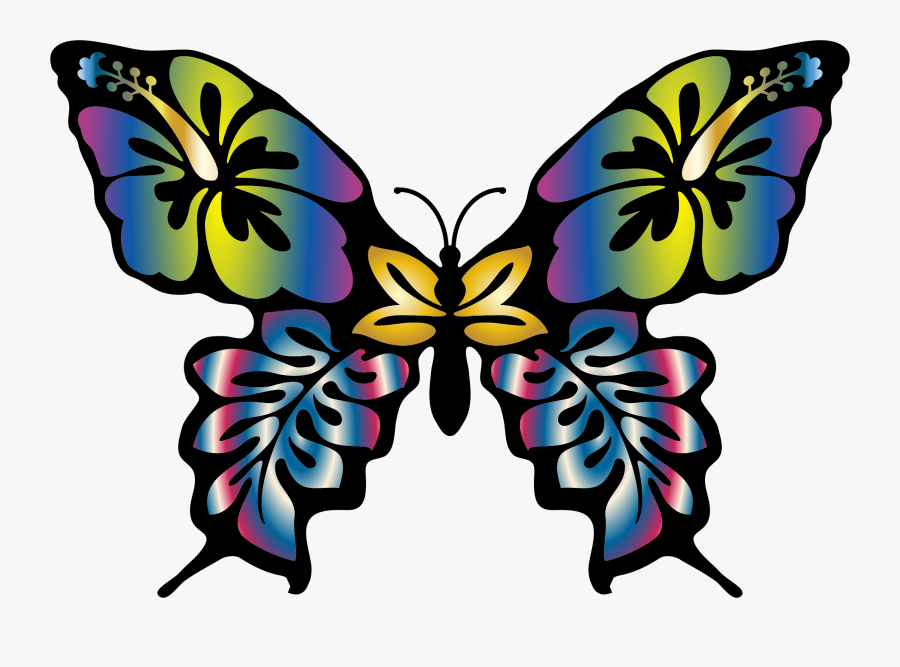 Monarch Butterfly Insect Flower Wing - Butterfly Svg Free Download, Transparent Clipart