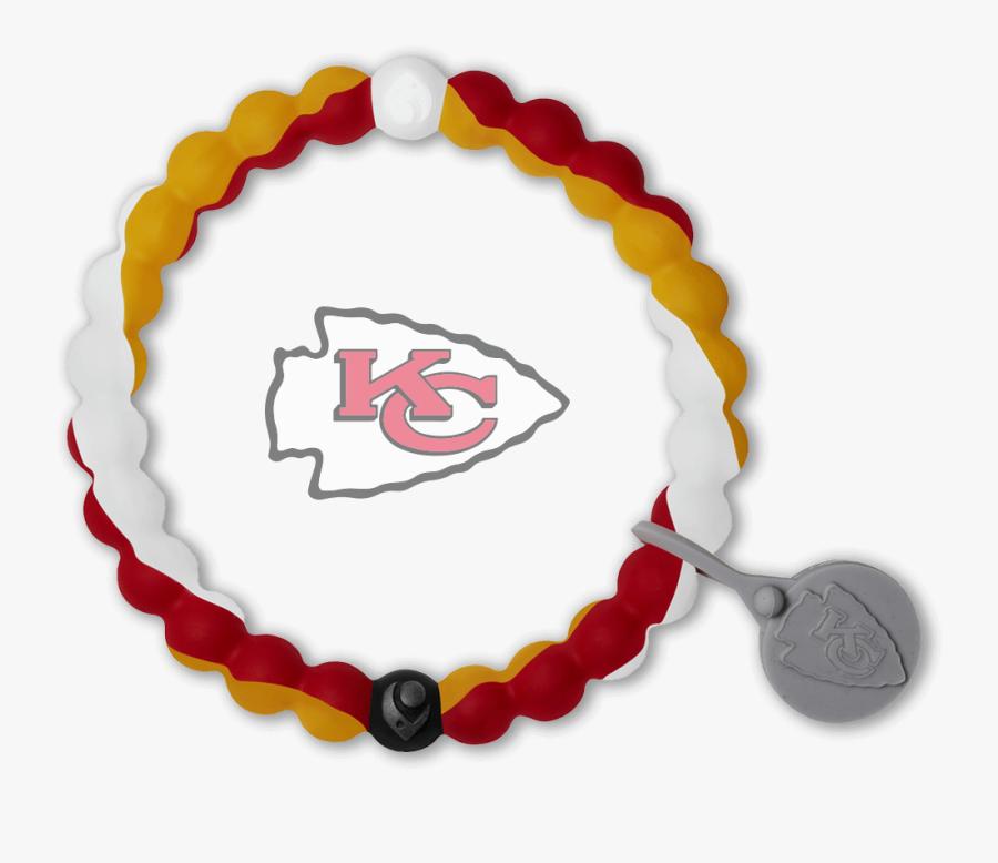 Kansas City Chiefs Lokai - Chiefs Lokai, Transparent Clipart