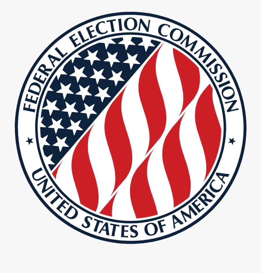 Federal Election Commission Fec Logo, Transparent Clipart