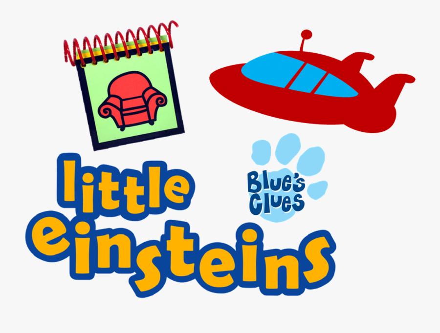 Little Einsteins Blue's Clues Noah Bisson, Transparent Clipart