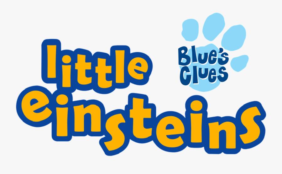 Little Einsteins Blues Clues, Transparent Clipart