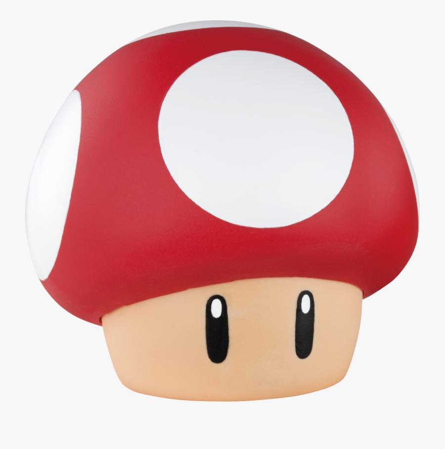 Super Mario Bros Mushroom Mcdonalds Clipart , Png Download - Mcdonalds Happy Meal Super Mario Bros Mushroom, Transparent Clipart