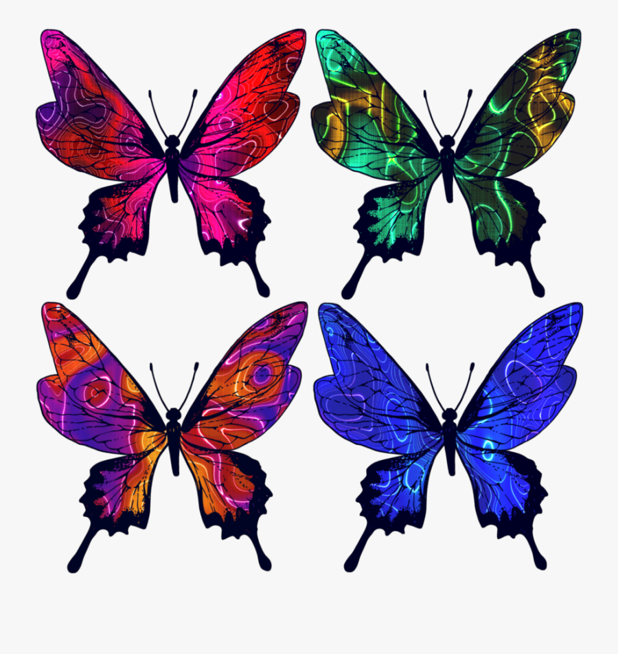 Free Clipart Paper Craft Hobbies Hobby - Batik In Butterfly, Transparent Clipart