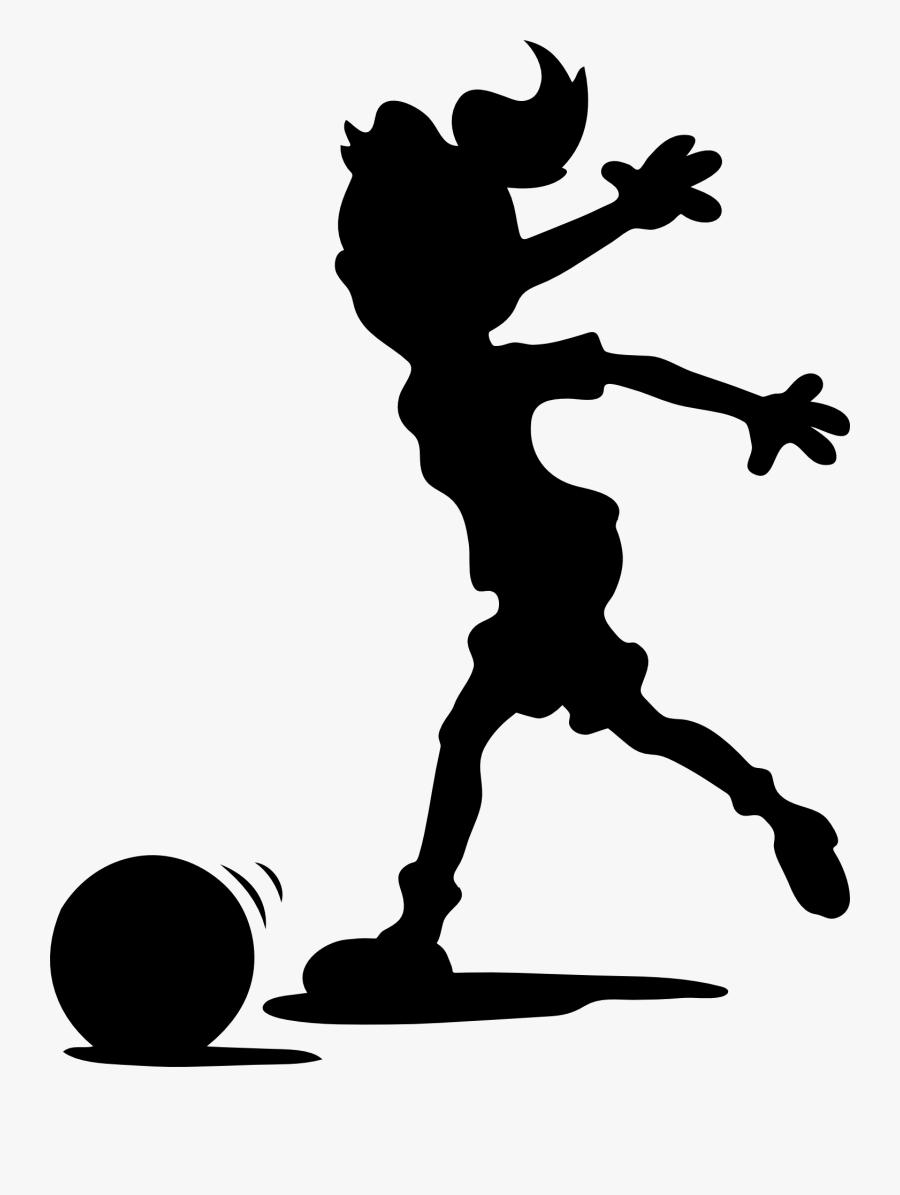 Human Behavior Shoe Clip Art Silhouette - Illustration, Transparent Clipart