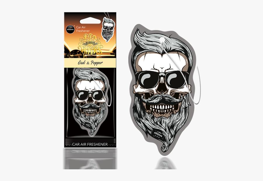 Dia De Los Muertos Air Freshener, Transparent Clipart