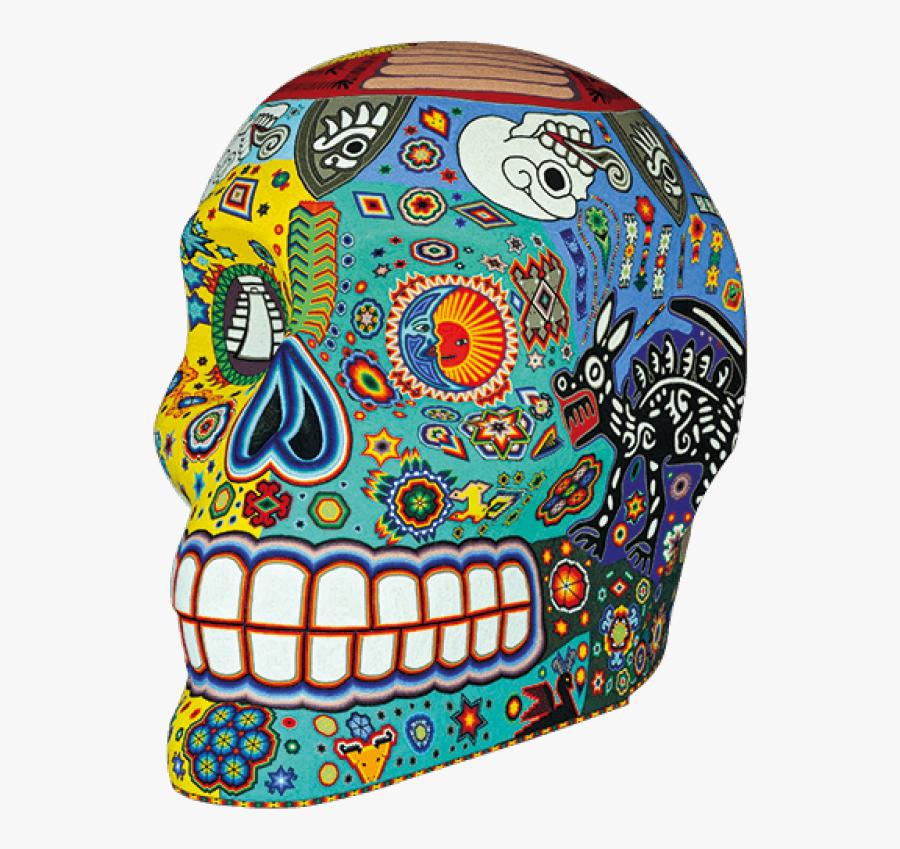 Skull, Transparent Clipart