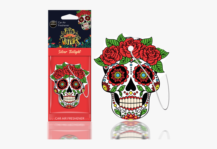 Day Of The Dead Skull Clipart, Transparent Clipart