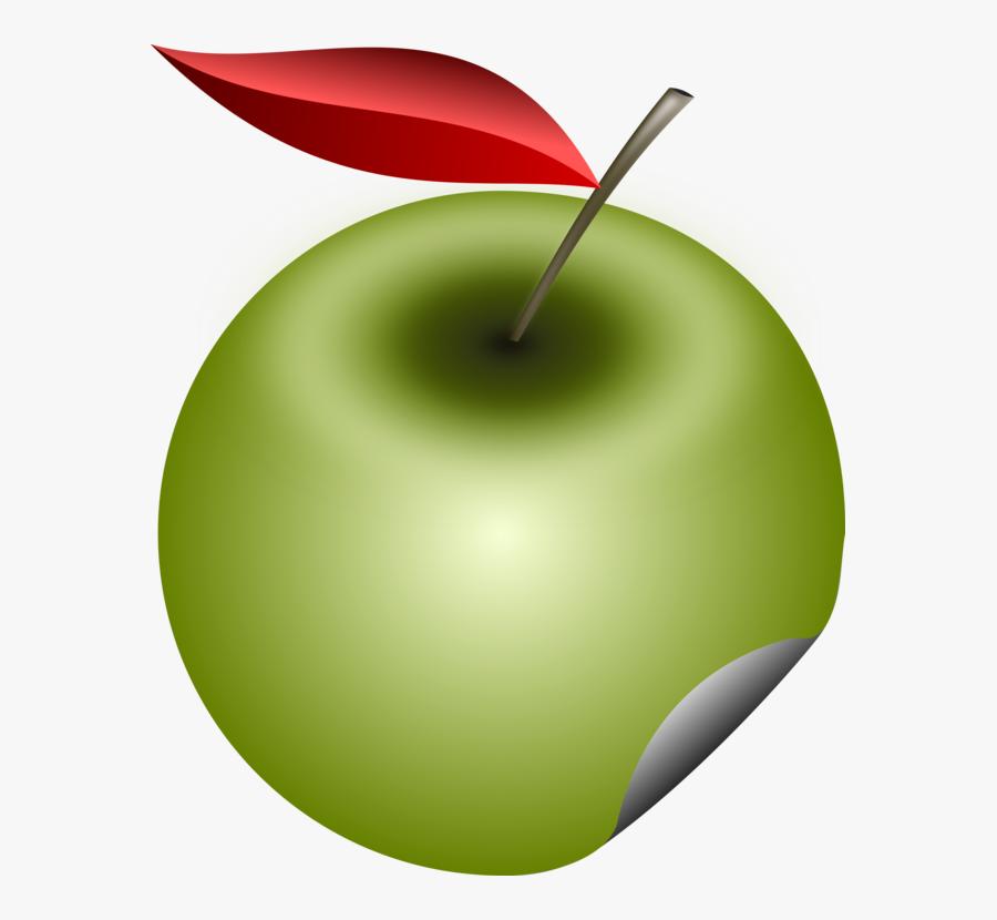 Computer Wallpaper,plant,apple - แอ ป เปิ้ ล เขียว Png, Transparent Clipart
