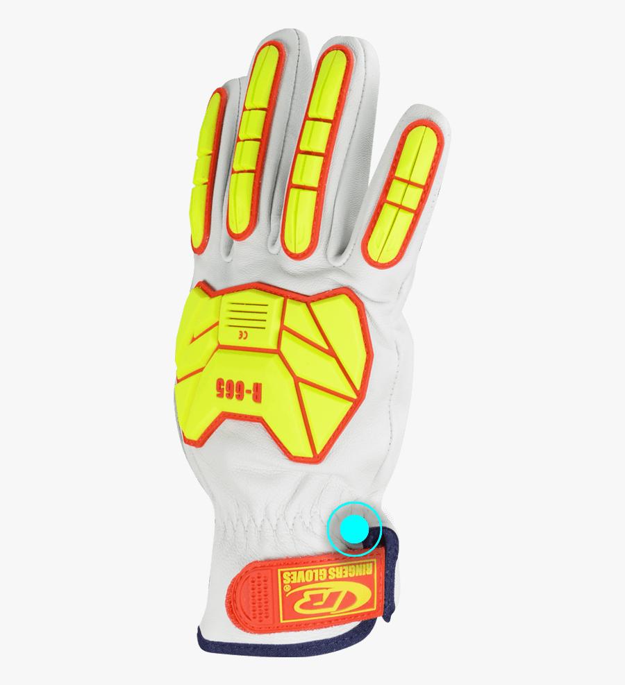 Gloves Clipart Safety Glove - Safety Glove, Transparent Clipart