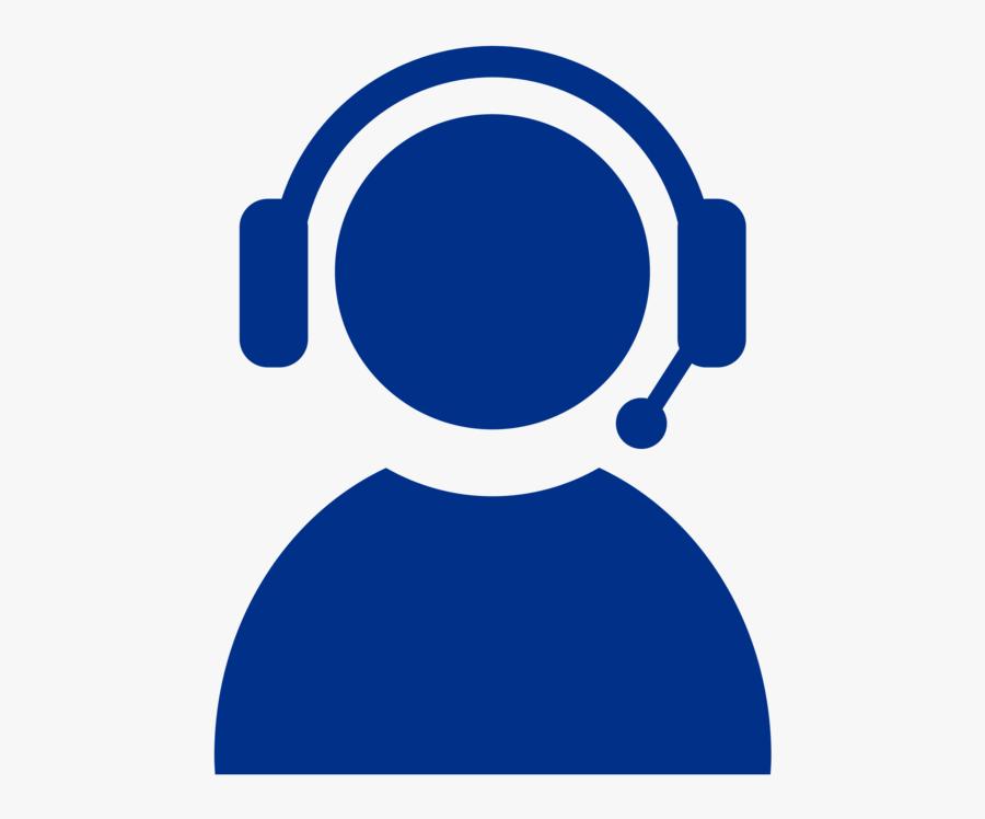 Talk To A Media Destruction Expert - Customer Service Agent Clipart, Transparent Clipart