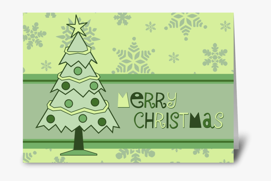 Clip Art Tree Merry Send This - Christmas Tree, Transparent Clipart