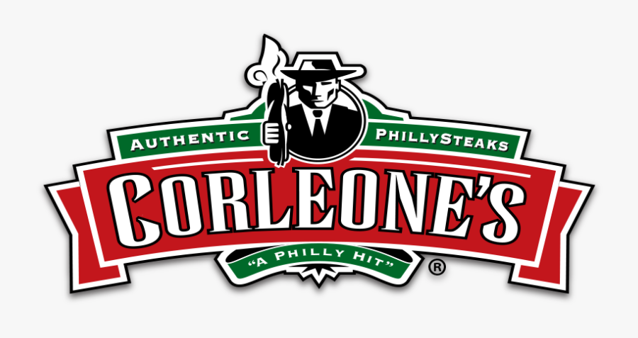 """Corleone""""s Philly Cheesesteaks And Pizza Has Generously - Corleone's Restaurant, Transparent Clipart"""