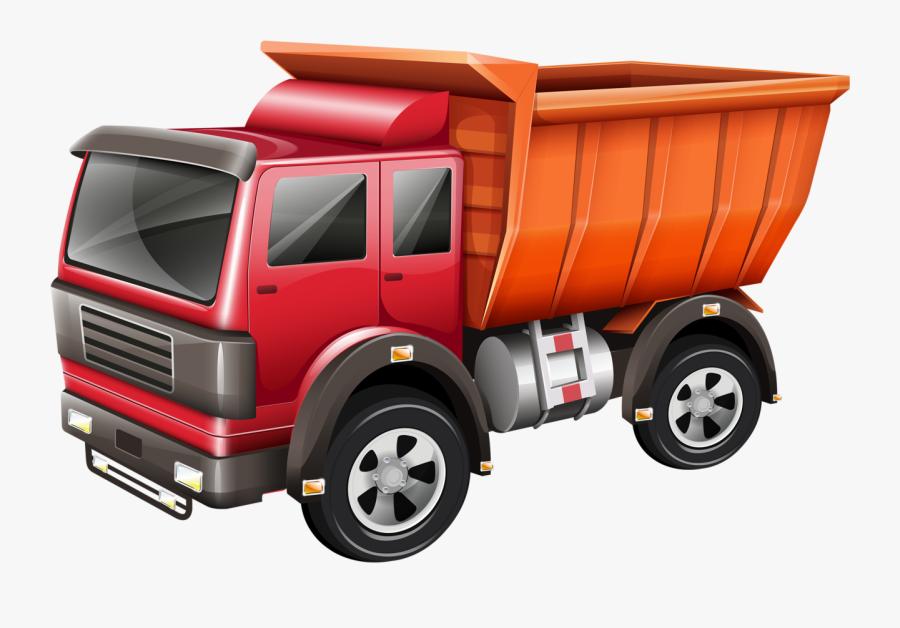 Caminhão Cheio De Dinheiro, Transparent Clipart