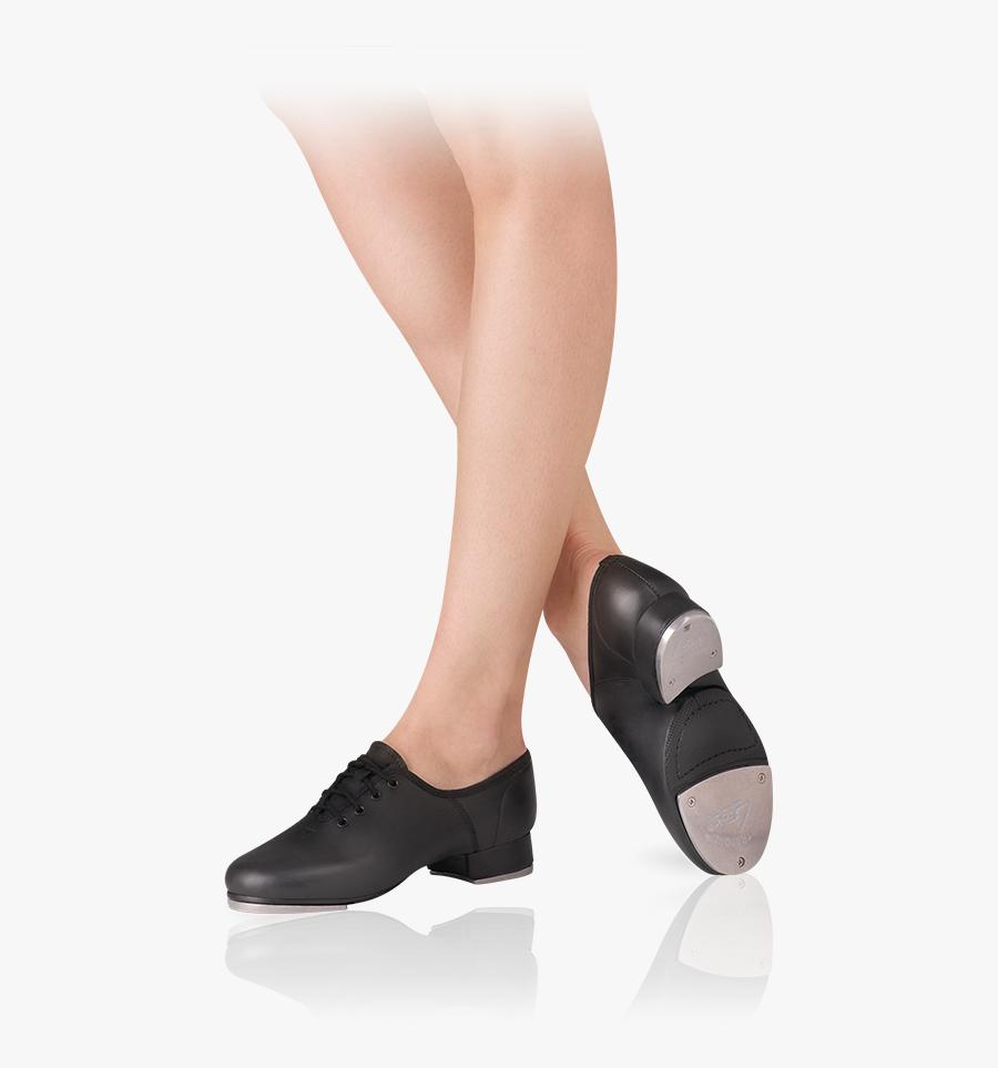 Transparent Shoes Png - Split Sole Tap Shoes, Transparent Clipart