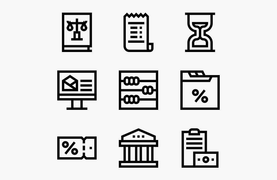 Taxes - Icon Payment Png, Transparent Clipart