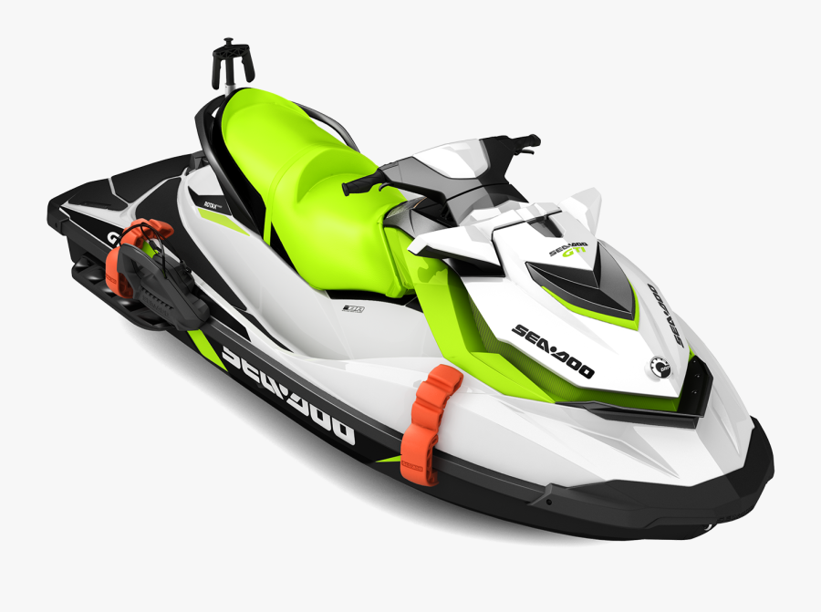 This Png File Is About Watercraft , Jet Ski , Boatercycle - Jet Ski Sea Doo 2017, Transparent Clipart