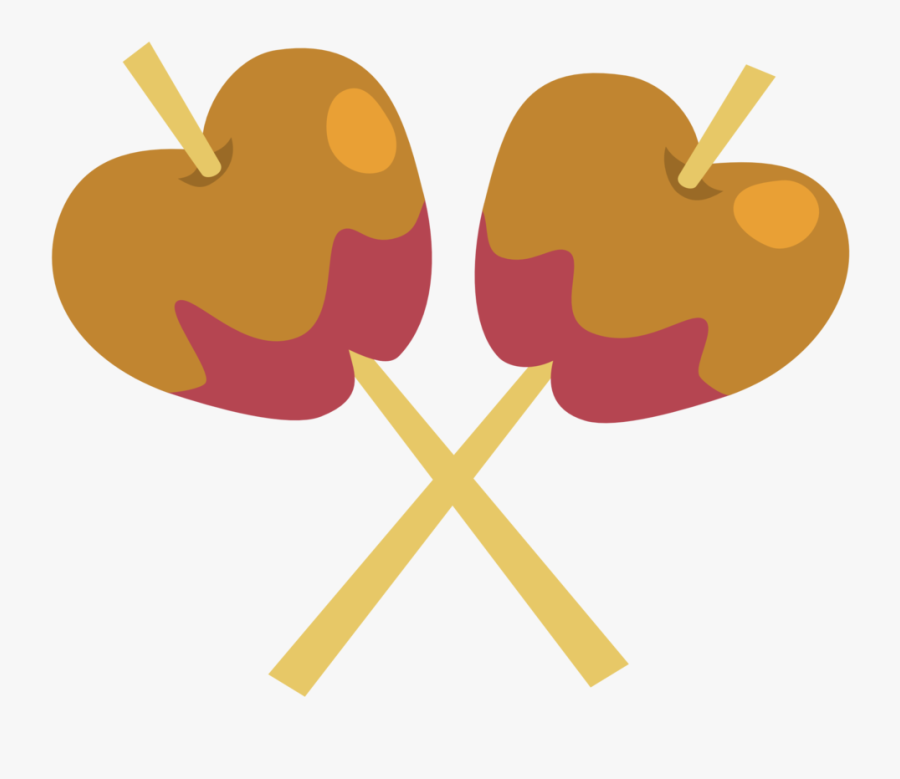 Png Pics Of Candy Apples - Mlp Cutie Marks Apple, Transparent Clipart