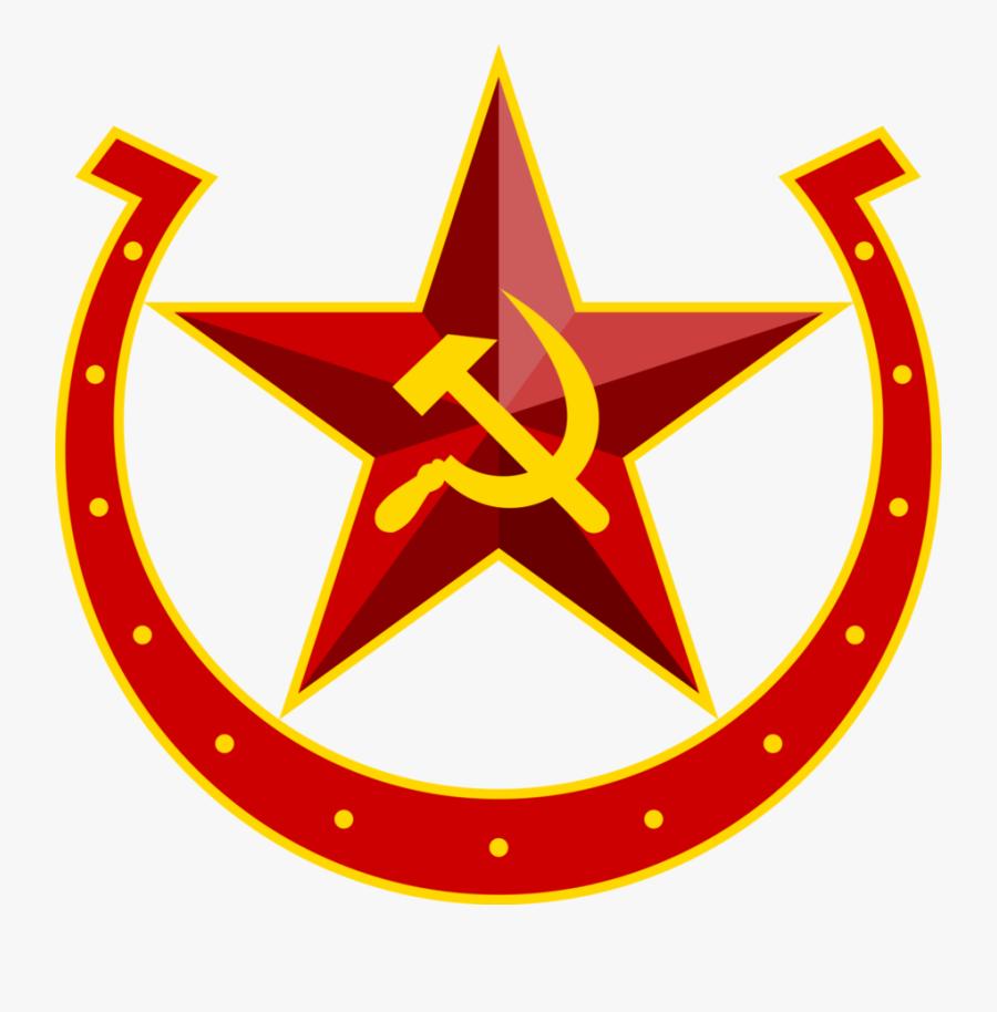 Transparent Hammer And Sickle Clipart - Soviet Union Symbols, Transparent Clipart