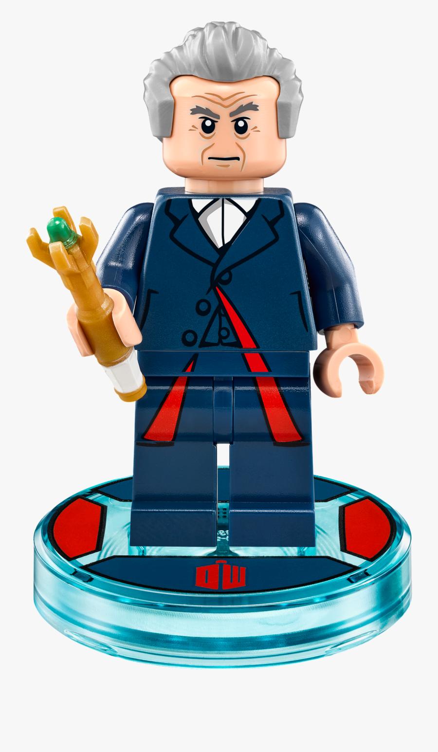 Benny Lego Dimensions, Transparent Clipart