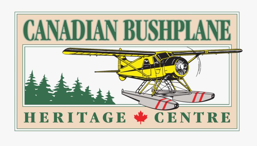 Bushplane Logo No Background - Bush Plane Museum, Transparent Clipart