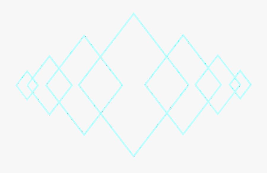 Transparent Frame Shape Clipart - Symmetry, Transparent Clipart