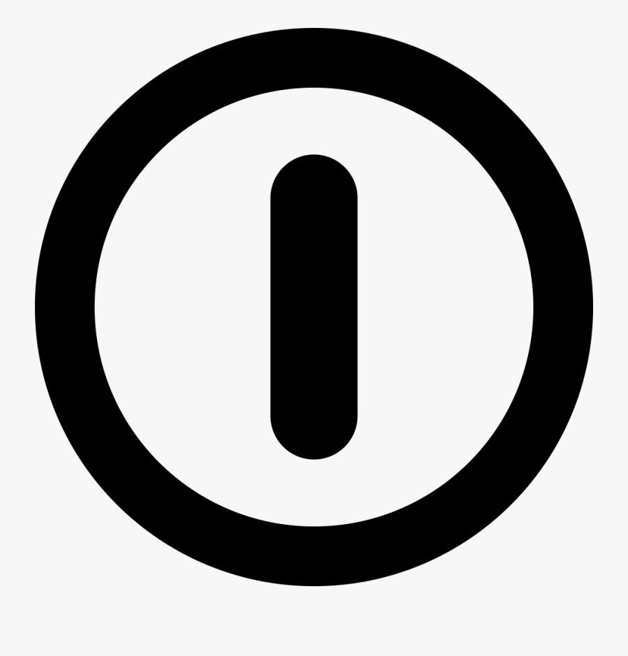 Hibernate Button Comments - 2 Number In Circle, Transparent Clipart