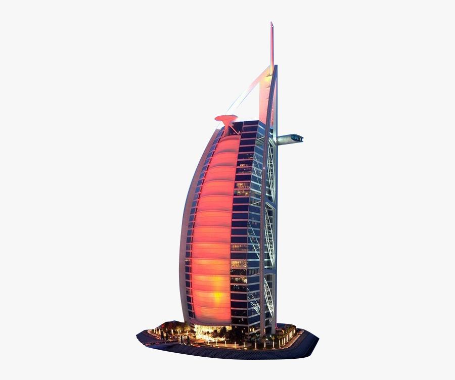 National Bank Of Kuwait Tower Png Image - Burj Al Arab Png, Transparent Clipart