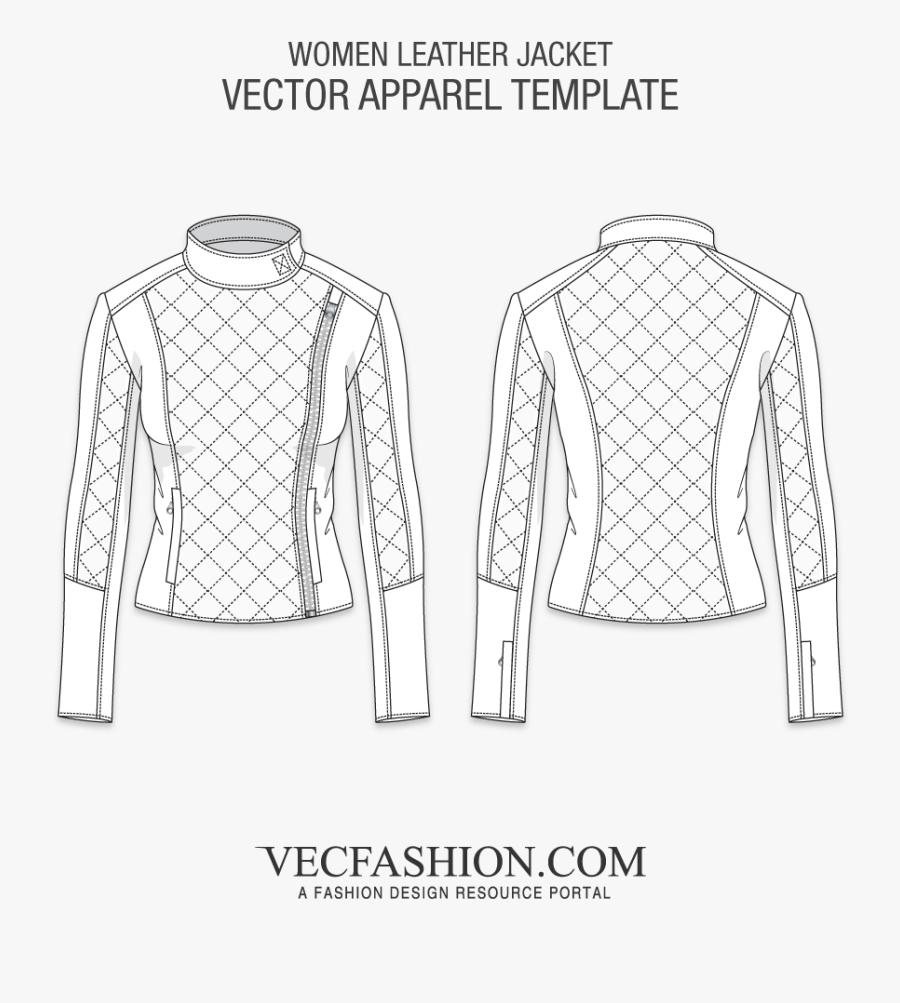 Clip Art Women Biker Fashion Vecfashion - Mustard Yellow Polo Shirt Design, Transparent Clipart