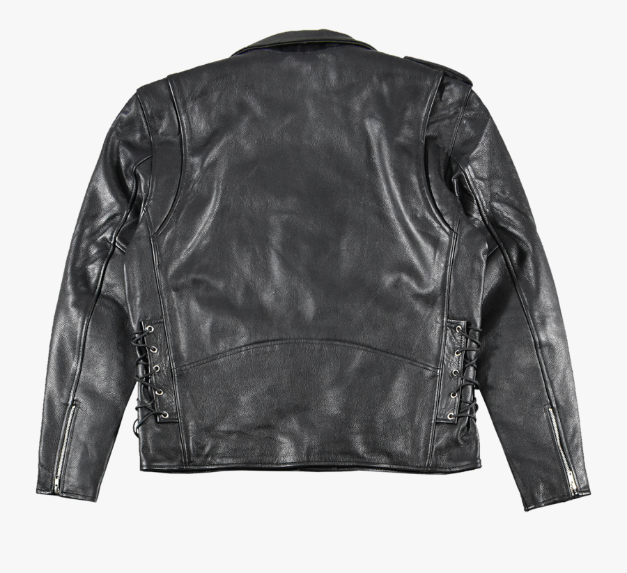 Leather Jacket Senshukai Co - Leather Jacket Clip Art, Transparent Clipart