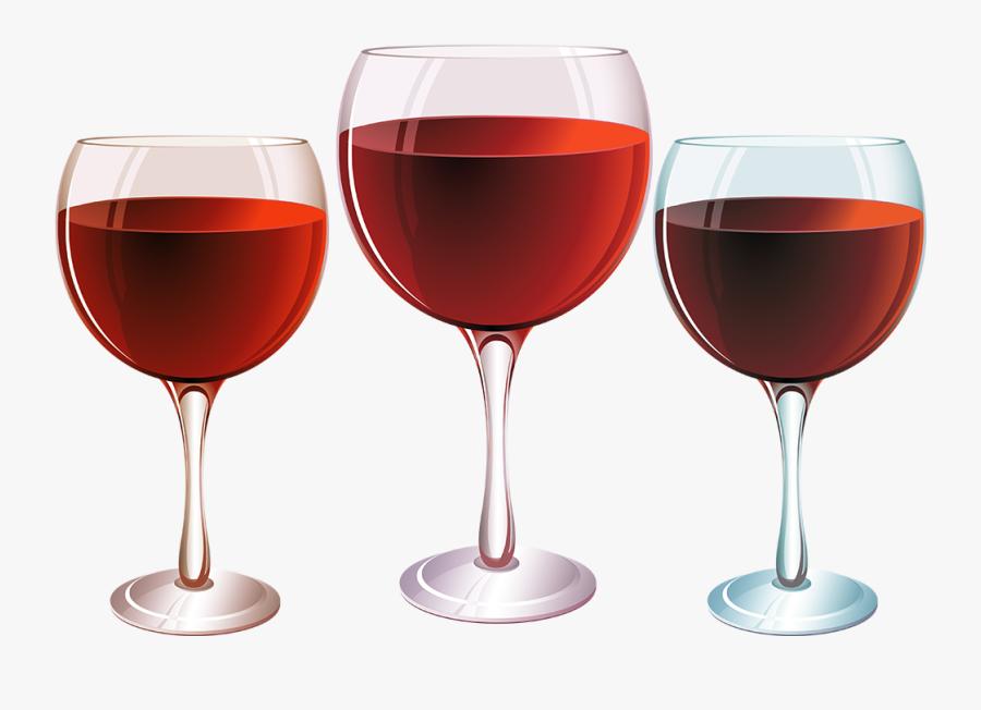 Clip Art Creative Wine Glass - Anatomia De Una Copa De Vino, Transparent Clipart