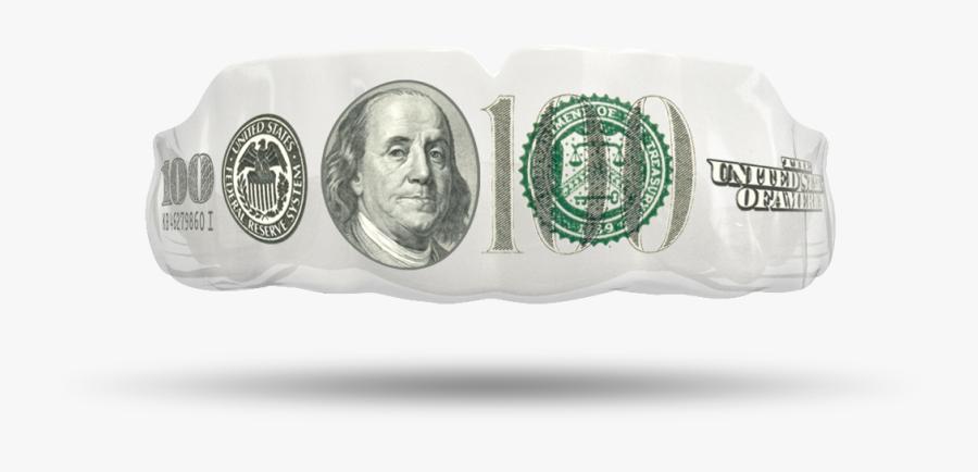 100 Bill Money V=1526081549 - 100 Dollar Bill, Transparent Clipart